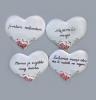 pločice s porukom, konfete /Message Tiles, confetti