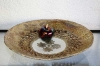 plitka keramička zdjela, unikat / Shallow Ceramic Bowl, unique