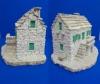 minijatura, kamena kućica 12cm /a stone hous 12 cme