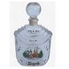 oslikana boca za viski/ Whiskey Bottle, painted