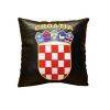 jastuk s hrvatskom himnom / Whitwe Pillow - Croatian Anthem