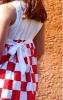 dječja prugasta haljina /Baby dresses