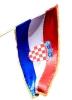 metalni nastavak protiv nenamatanja zastave