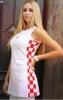 ženska kockasta tunika / Tunics, two models