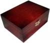 obojena drvena kutija/ colored wooden box