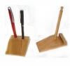 drveni držač za olovke / Wooden pen holder