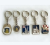 metalni privjesak i otvarač za boce/ Metal Key Rings