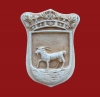 Stari grb Istre iz 1688 / Old Coat of Arms of Istria, dating from 1688