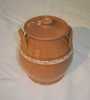 keramički etno lonac / Ceramic Ethno Pot