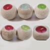 okrugli kameni svjećnjak/ Round Stone Candlestick