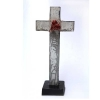 keramički križ-samostojeći , unikat / Ceramics freestanding  Cross -unique