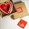licitar, srce u srcu /Licitar,  heart to heart / full heart