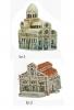palaće, minijature 15cm/ Palace,miniatures 15cm