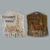 keramički reljef, crkva sv.Marka /Decorative relief plate, more motives