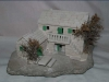 kamena obiteljska kućica, minijatura 30cm/ Stone house, miniature  30cm