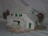 kamena obiteljska kućica , minijatura  30cm/ Stone house, miniature 30cm30cm