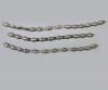 ogrlice, modernizirane toke / Necklaces  modernized old jewelery