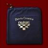 hrvatski šah, crvena vrečica/Croatian Chess set