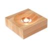drveni svijećnjak, 2 ili 3 svijeće / Wooden Candlestick-two or three candles