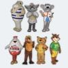 event maskote /Event mascots