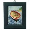 zidna slika, čamac / wall picture, boat