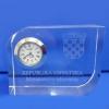 staklena kocka u kuitiji /Glass Cube Clock & 3D motives