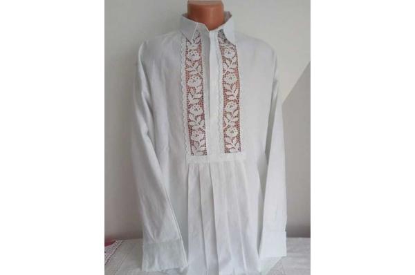 slavonska košulja-bečaruša / Slavonian shirt- Becarusa
