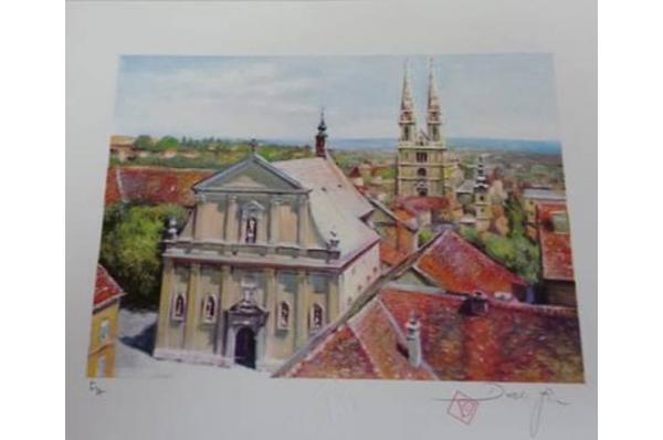 grafika, Darko Škoda /Print Art Set, Darko Škoda graphics