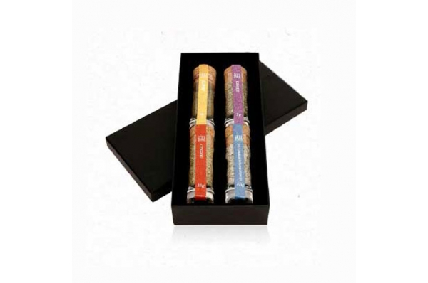 set mediteranea začina 4 /Spices and Salts in the Box, 4 or 6 or 10