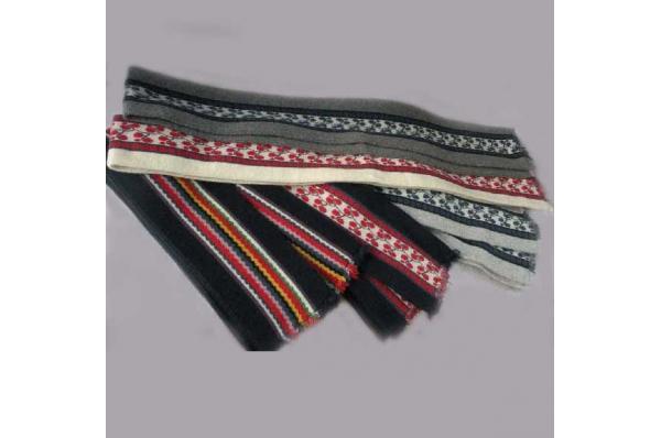 vuneni slavonski šal / Slavonian woolen scarf