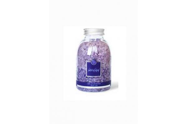 mirisna sol lavanda-maslina 300gr/ Fragrant Bath Salt, lavender-olive 300gr