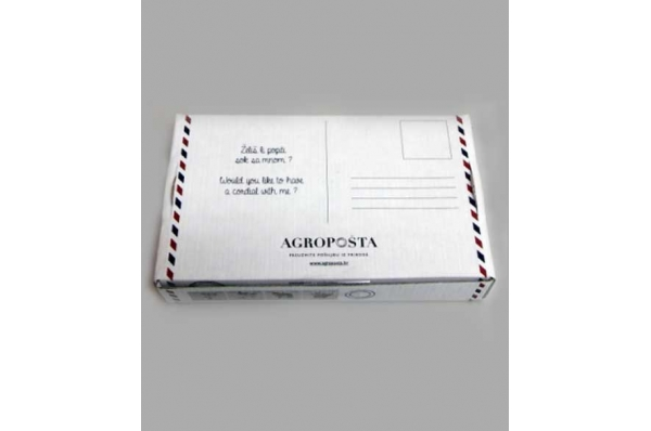 poklon paketić-agropošta/ Natural Fruit Syrups -Agropošta