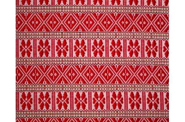 stplnjak / nadstolnjak motiv crvene ružice / Tablecloths and Runners , ethno motif roses                        žice