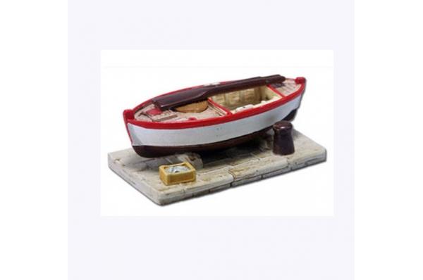 barkica, s molom /Small  Boat (Barkica)