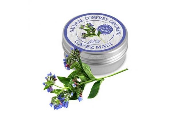 gavaz mast 60gr/Comfrey ointment (60 ml)
