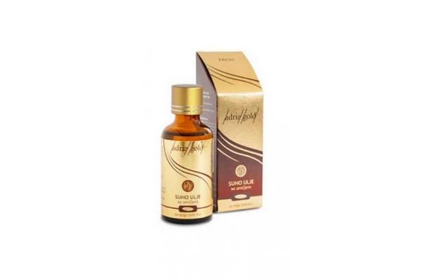 Suho ulje sa smiljem-freš 50ml /Dry Skin Oil with immortalle- Fresh  50 ml