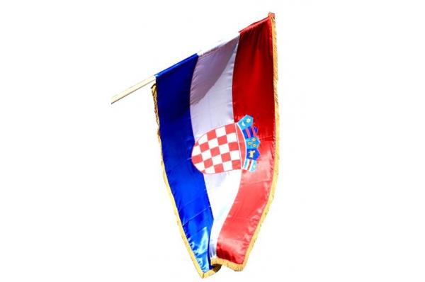 hrvatska svečana zastava / Croatian gala Flag