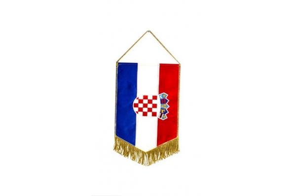 hrvatska kapetanska zastvica / Captain flag Croatia