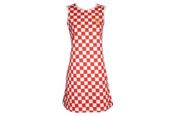 kockasta haljina /Dress for the young