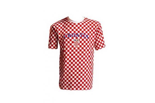 pamučna majica, kockasta /Men's T-shirt