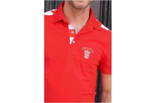 muška polo majica, crvena /Polo shirt