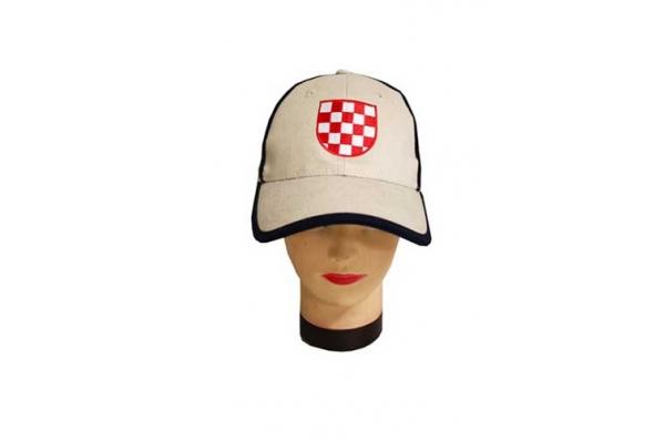 šilterica, povijesni ili državni grb / Historical Croatian Cap