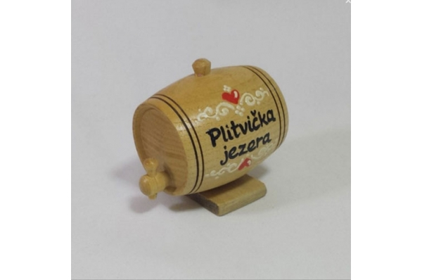 drvena bačvica-suvenir / Woden  Barrel-souvenir