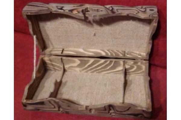 antikna kutija za vino /antique box for wine