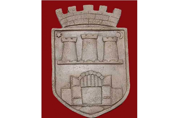 grba grada Zagreba XVst/ Coat of Arms of The City of Zagreb from the 15th Century
