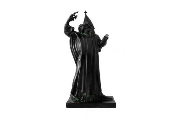 skulptura Grgura Ninskog / Sculpture Gregory of Nin