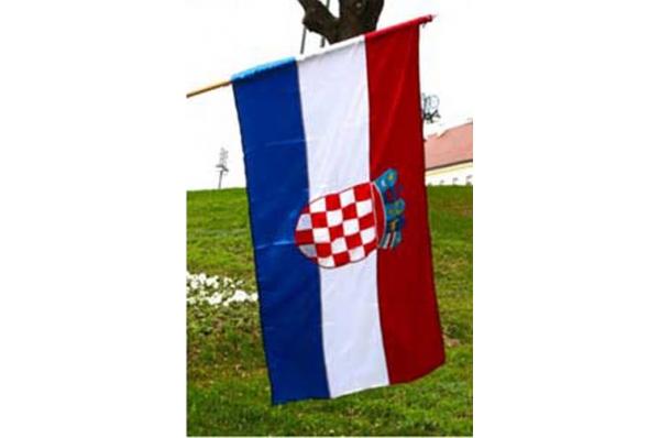 rvatska zastava  bez resa/ Croatian gala Flag