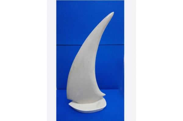 kamena jedrilica, surf/ Stone Sailboat, surf