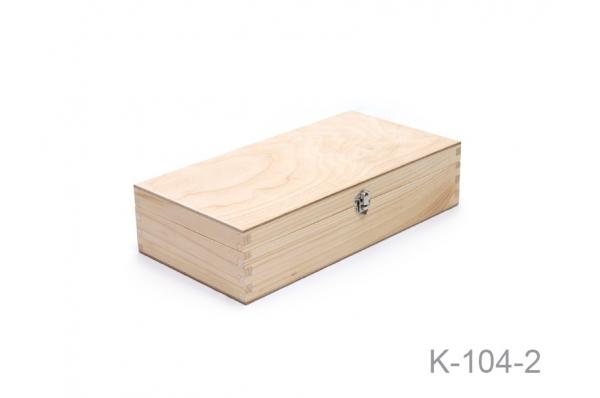 drvena kutija za butelju /Wooden box for bottle
