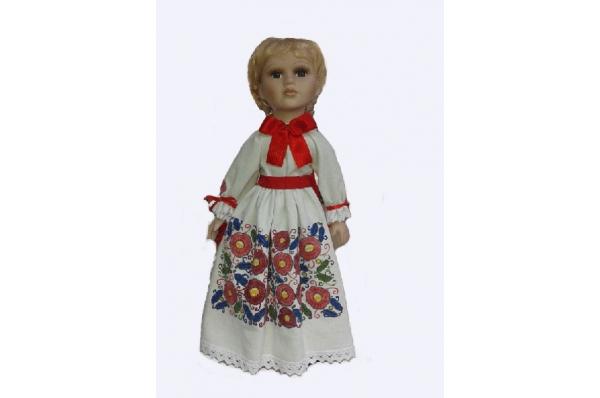 unikatna lutka, prigorje/The dolls in Croatian folk costumes  (prigorje)